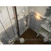 Гидроизоляция лифтовых приямков фото