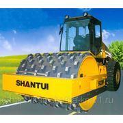 Одновальцевый вибракаток SHANTUI SR22MP фото