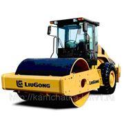 Виброкаток Одновальцевый LIUGONG CLG618 фото