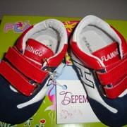 Детская обувь, кожанная фото