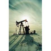 Бурение нефтяных и газовых скважин фото