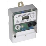 Счетчик активной электрической энергии однофазный многофункциональный электронный ЭЭ8007 фото