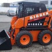 Аренда минипогрузчика Digger 5700 фото
