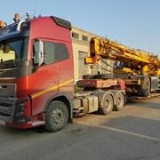 Услуги Грузовика 110 тонн фото