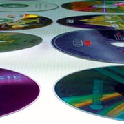 Брендирование компакт дисков фото