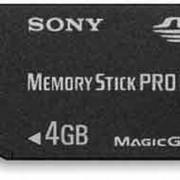 Карта памяти Sony Memory stick MSX-4GB pro duo фото
