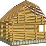 Комплекты деревянных домов, Дома панельные деревянные, заказать, купить, Украина. фото