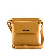Жёлтая сумка через плечо SLavia фото