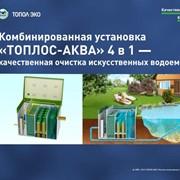 Очистка воды Топлос-Аква, Кишинев