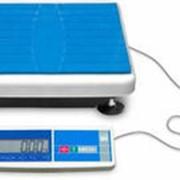 Электронные медицинские напольные весы ВЭМ-150-А1 фото