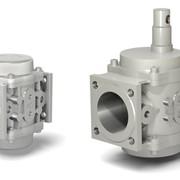 Фильтры газовые серии ФН фланцевые в алюминиевом корпусе фото