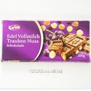 Шоколад Карина 200грм. фото