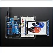 Графічний дисплей Adafruit TFT 3.5 320x480 HXD8357D і Touch panel і SD Card фото