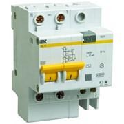 Автоматический выключатель УЗО АД12М 2ф 25А фото