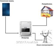 Сетевая солнечная электростанция SOFAR 6 кВт фото