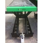 Гидравлические столы ножничного типа (передвижные) фото