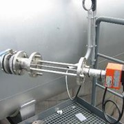 Узлы измерения факельного и технологического газа фото