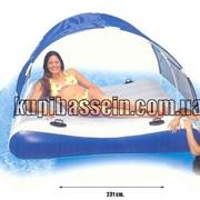 Матрац-плот надувной плавательный Intex фото