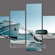 Модульная картина Корабль ( код 439 ) фото