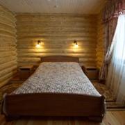 Коттедж 2 местный с удобствами для отдыха в туристическом комплексе БРЕЧ. фото