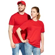Промо футболка унисекс StanAction 51 Красный XXL/54 фото