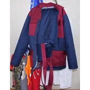 Пошив спец одежды с нанесением логотипа. фото