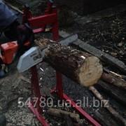 Козел для распиловки дров фото