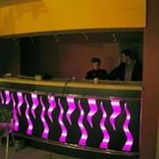 Светящиеся барные стойки, Светящиеся барные стойки Киев фото