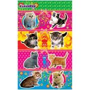 """Наклейки """"Кошки"""", А5, (ЛиС) фото"""