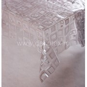 Скатерть Groovy Square (CL) 140см (20м) фото