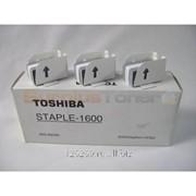 Скрепки для финишеров MJ-1024/1025 3*5000 Toshiba фото