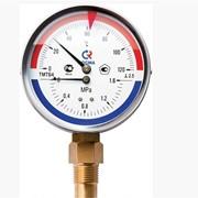 Термоманометр ТМТБ фото
