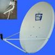 Антенна спутниковая 1,0 м, Антенны спутникового телевидения фото