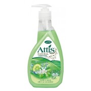 Жидкое мыло Attis Olive&Cucumber 400 ml фото