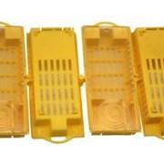 Клеточка для транспортировки маток 1 шт, стандартная фото