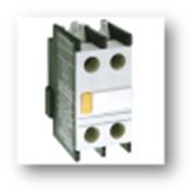 Приставки контактные серии ПК-08 без собственного потребления электроэнергии, коммутирующим своими контактами электрические цепи. Предназначены для использования совместно с контакторами КМ-08. фото