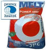 Антигололедный (Противогололедный) реагент, материал Айсмелт power ICEMELT power фото
