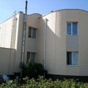 Фасадные работы Харьков: фасад из сайдинга фото