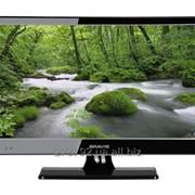 Телевизор BRAVIS LED-1615 black фото