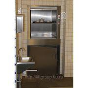Лифт для ресторана, кухни фото