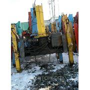 КМУ Крановая установка в Екатеринбурге 3 тонны фото