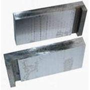 Комплект пластин ПЛБ для передачи нагрузки на половинки образцов-балочек к 3ФБ – 40 фото