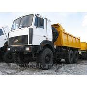 Самосвал 6Х6 МАЗ 651705-210Р (V-10.5м., 20т.) фото