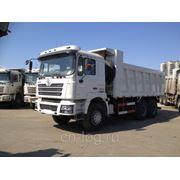 САМОСВАЛ 6Х4 SHACMAN (SHAANXI) SX3256DR384 2012 г.в. фото