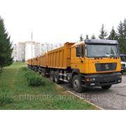 Самосвал ShaanXi 6x6 336 л.с.