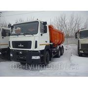 Самосвал МАЗ-6501В5-481-000 (V-15м. 21т.) фото