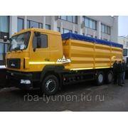 Самосвал МАЗ-6501В9-470-031 (V-22м. 19т.) фото