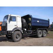 Самосвал 6Х6 МАЗ 452831-01 (Автомастер) (V-16м., 17т.) фото