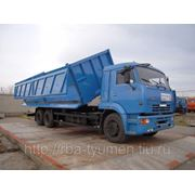 Самосвал 68902F на шасси КАМАЗ 65117-62 фото