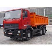 Самосвал МАЗ-6501В9-470-021 (V-11-14м. 20.3т.) фото